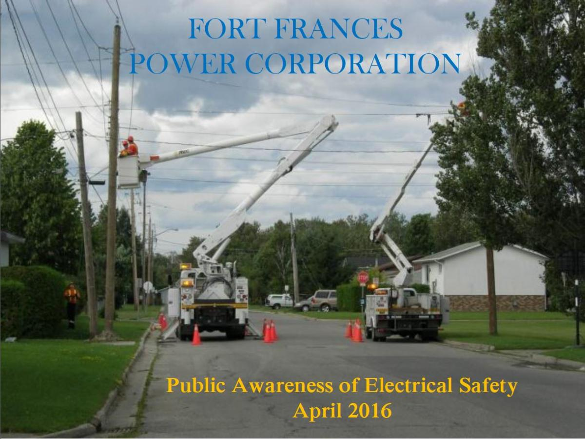 Electrical Safety 2016