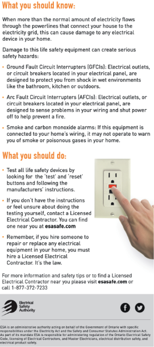 Electrical safety tips fort frances power corporation electrical safety tips solutioingenieria Choice Image